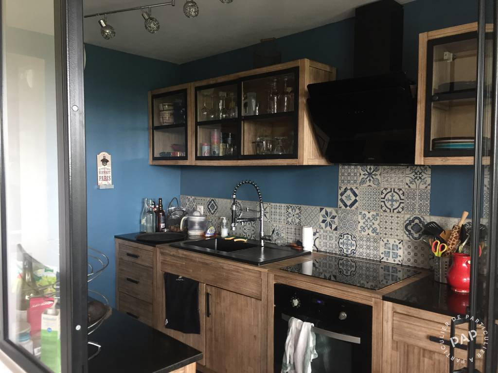 Vente Appartement Chilly-Mazarin (91380) 84m² 230.000€