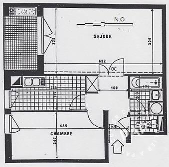 Vente Appartement Paris 20E (75020) 54m² 521.000€