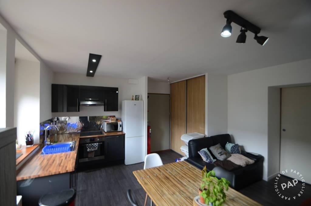 Vente appartement 2 pièces Saint-Dié-des-Vosges (88100)