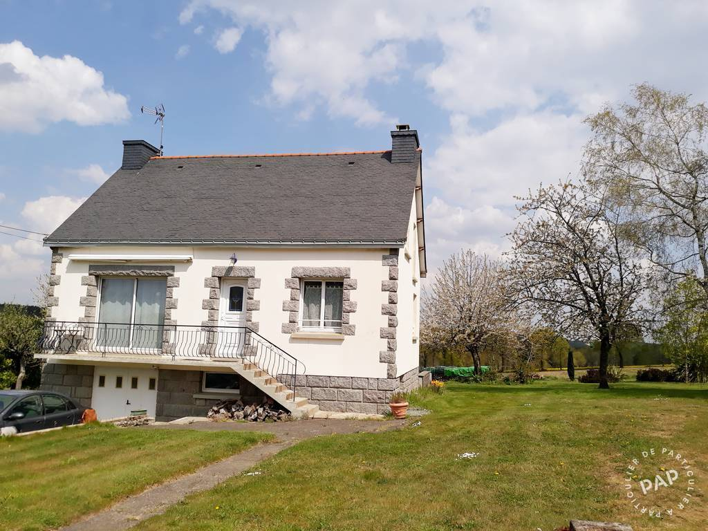 Vente maison 5 pièces Pleucadeuc (56140)