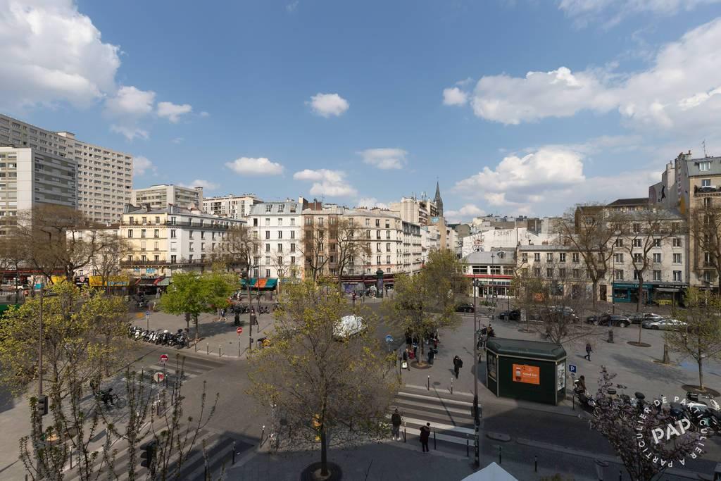 Vente Appartement Paris 11E (75011) 55m² 600.000€