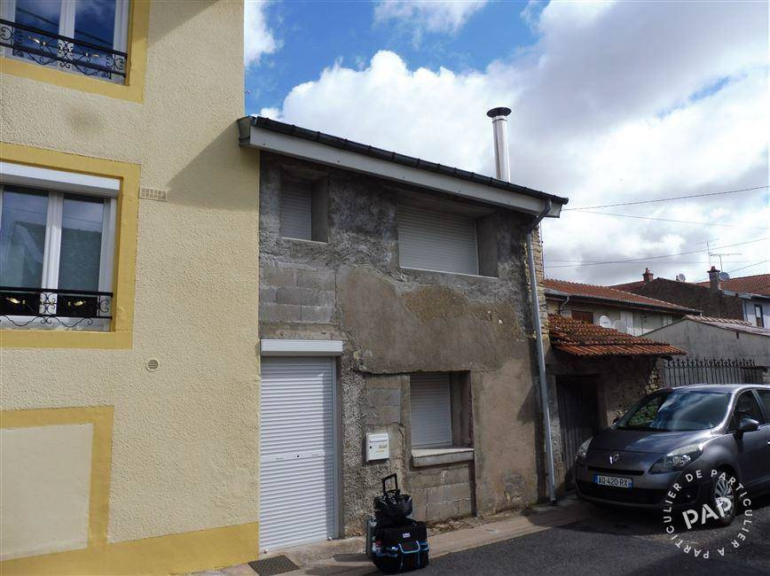 Vente maison 4 pièces Einville-au-Jard (54370)
