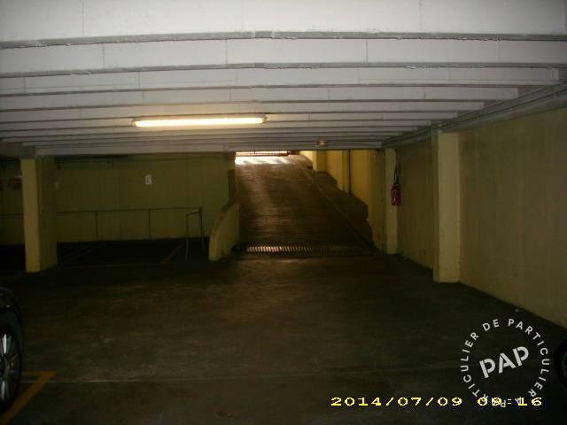 Location Garage, parking Paris 13E (75013)  110€