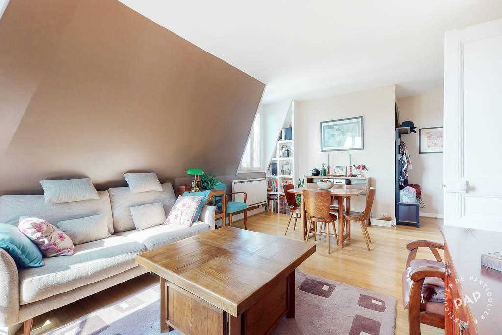 Vente Appartement Asnières-Sur-Seine (92600) 53m² 398.000€