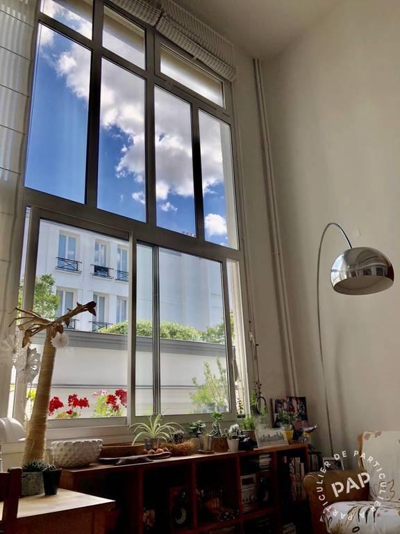 Vente Appartement Paris 17E (75017) 95m² 1.400.000€