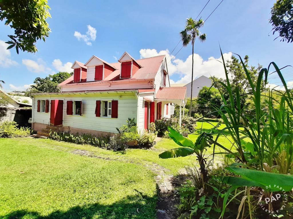 Vente maison 4 pièces Basse-Terre (97100)