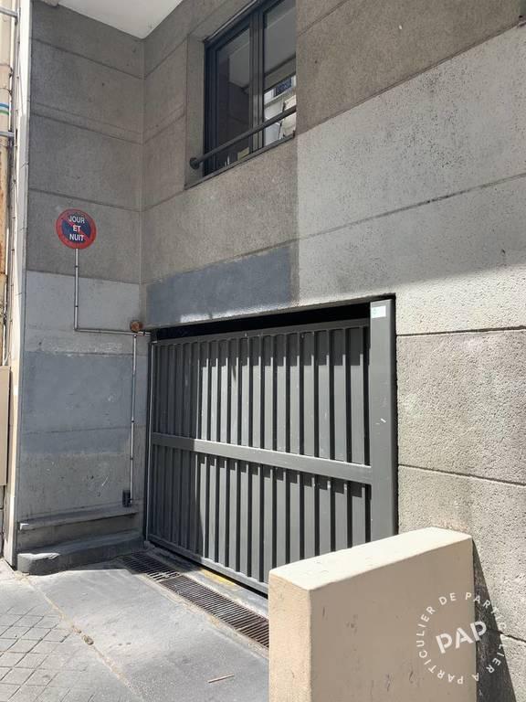 Location Garage, parking Paris 11E (75011)  235€