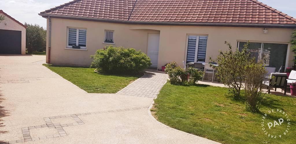 Vente Maison Maxilly-Sur-Saône (21270) 115m² 240.000€