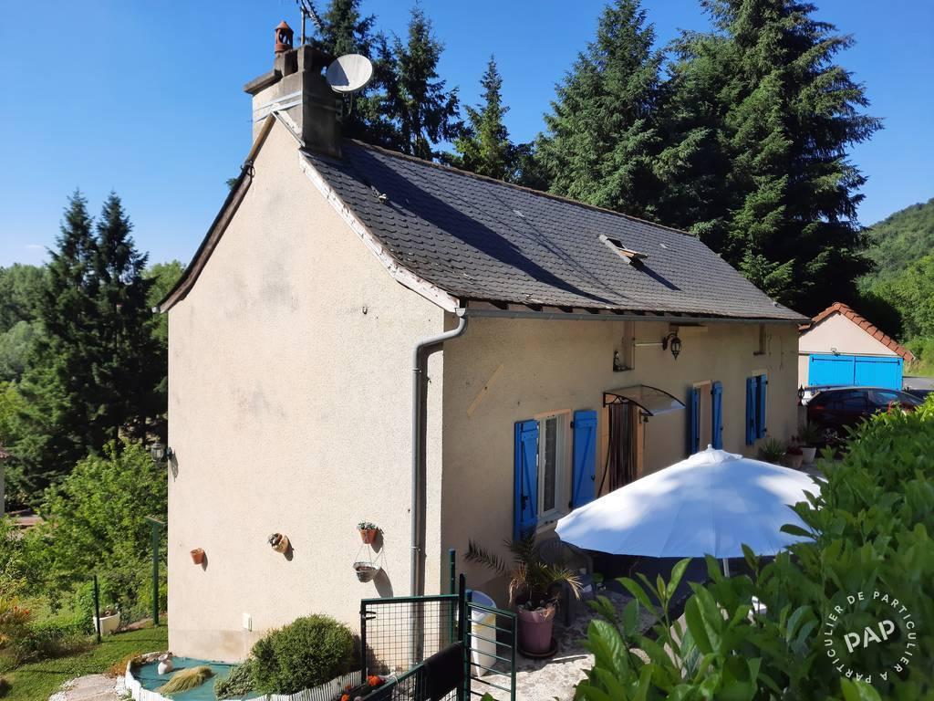 Vente Maison Villefranche-De-Rouergue (12200) 75m² 140.000€
