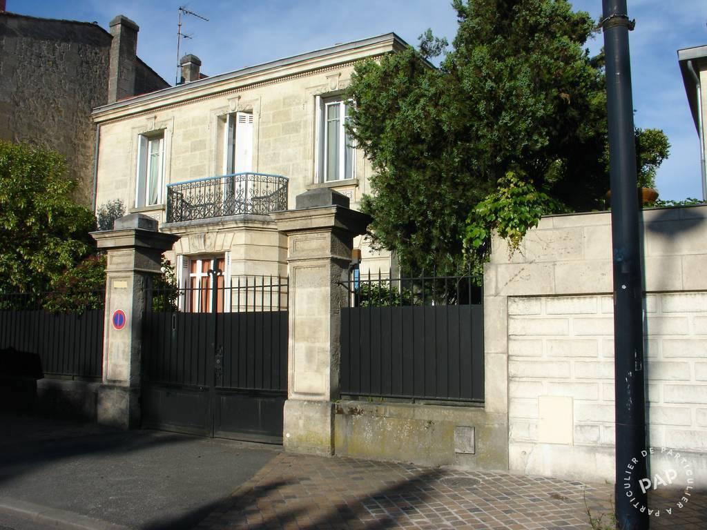 Vente maison 12 pièces Bordeaux (33)