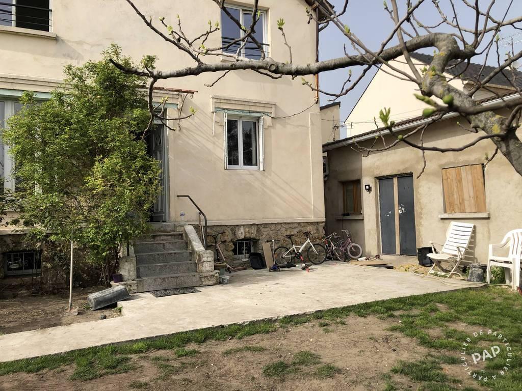 Vente Maison Bezons (95870) 110m² 430.000€