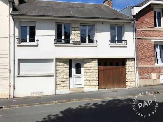 Vente maison 5 pièces Saint-Quentin (02100)