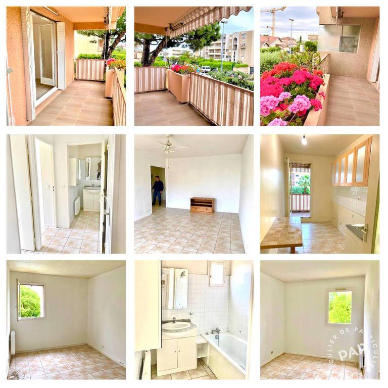 Vente Appartement Saint-Laurent-Du-Var (06700) 61m² 280.000€