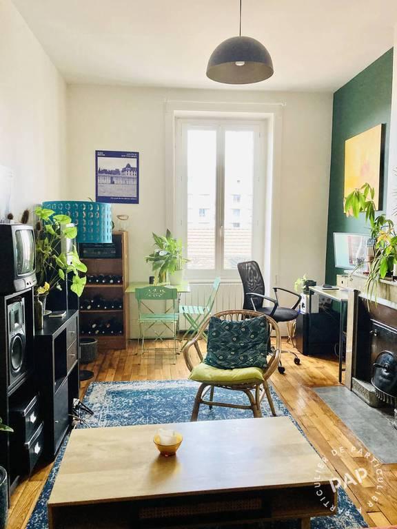 Vente appartement 2 pièces Villeurbanne (69100)