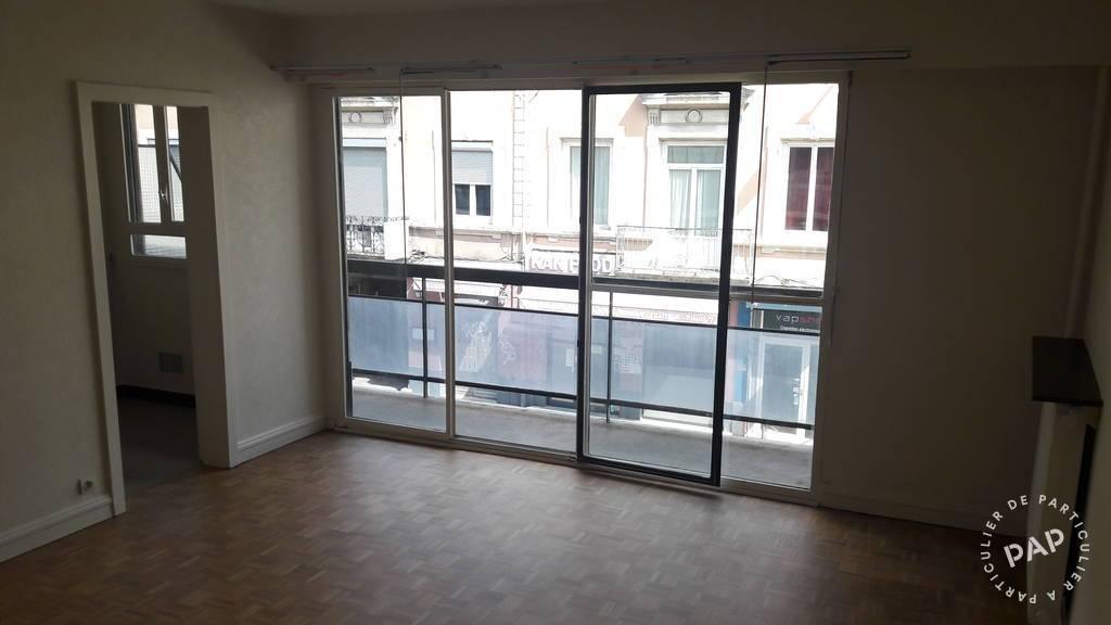Vente appartement studio Lyon 3e