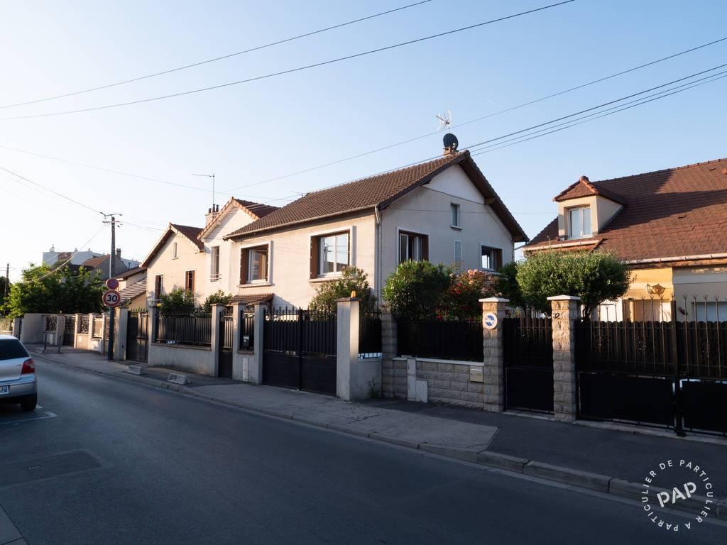 Vente maison 7 pièces Drancy (93700)