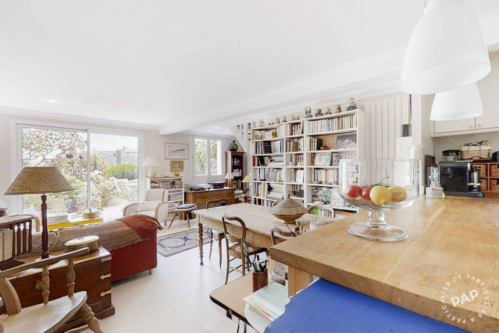 Vente Appartement - Jardin Avec Vue Sur Paris - Suresnes (92150) 68m² 690.000€