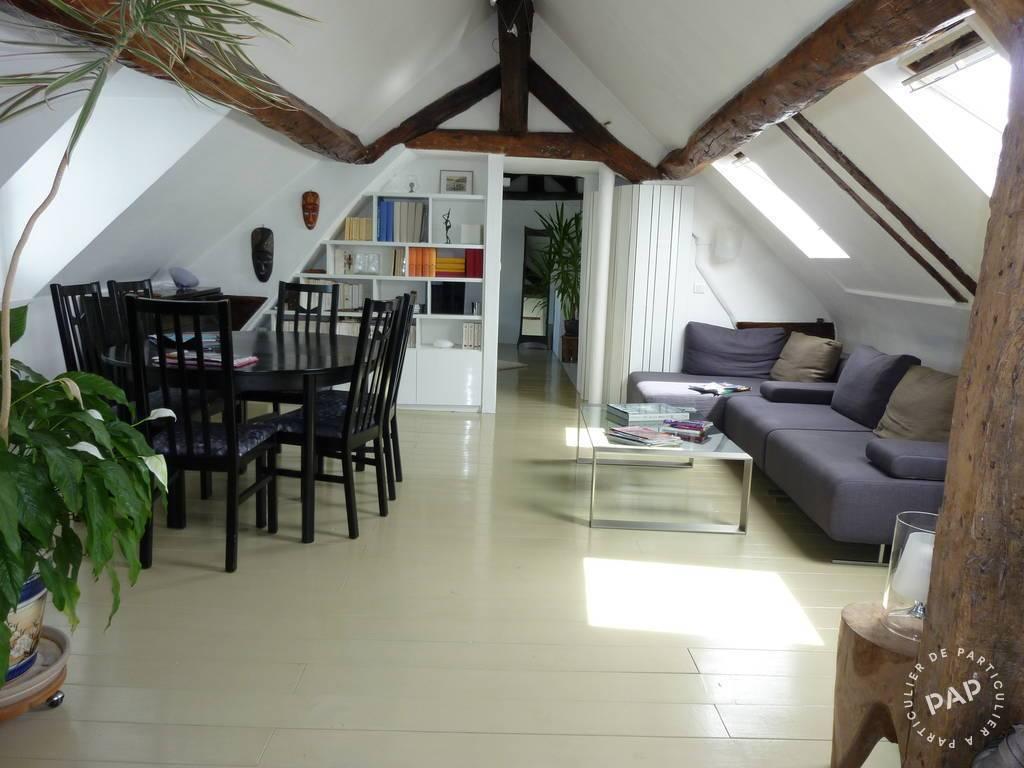 Vente Appartement Paris 1Er 47m² 650.000€
