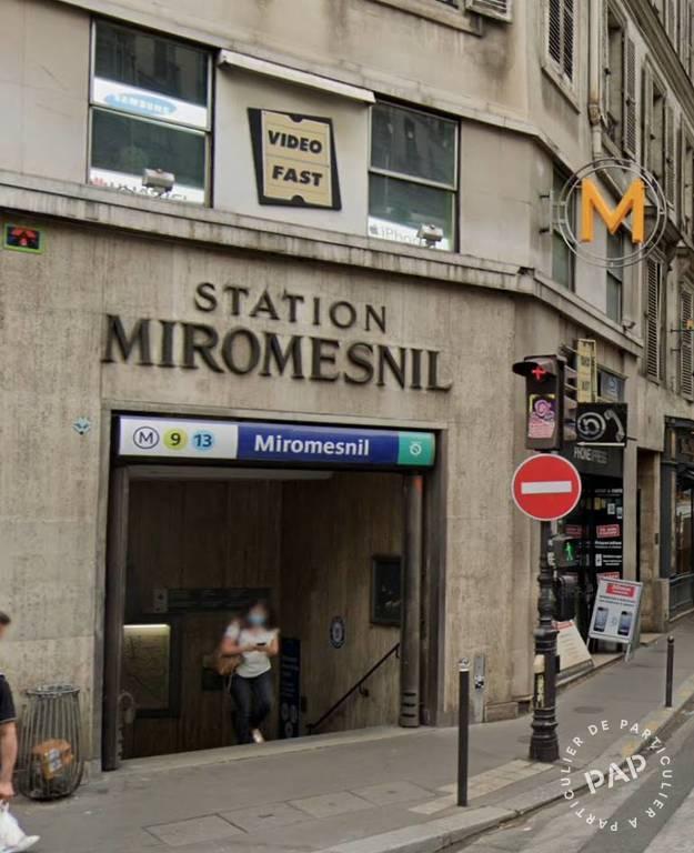 Vente et location Local commercial Paris 8E  670€