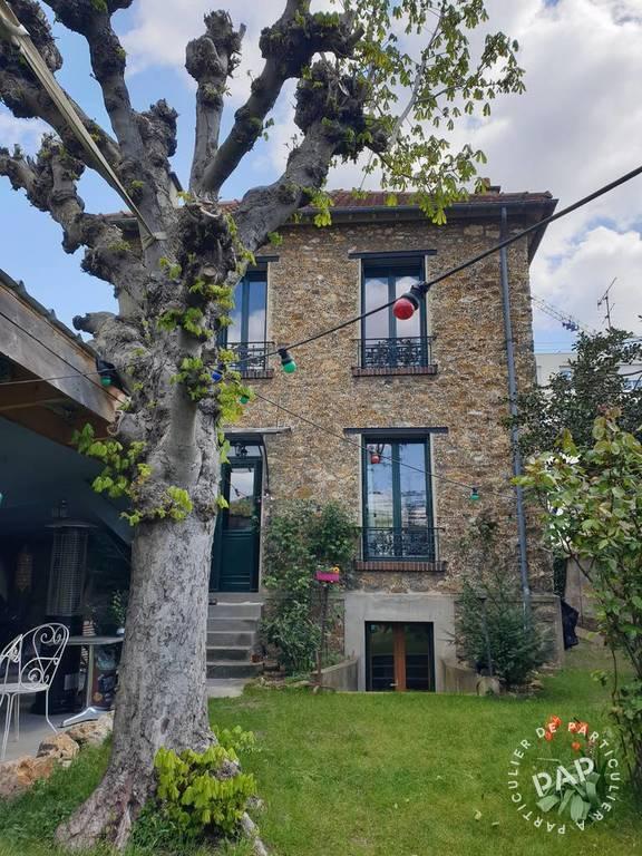 Vente Maison Champigny-Sur-Marne (94500) 130m² 750.000€