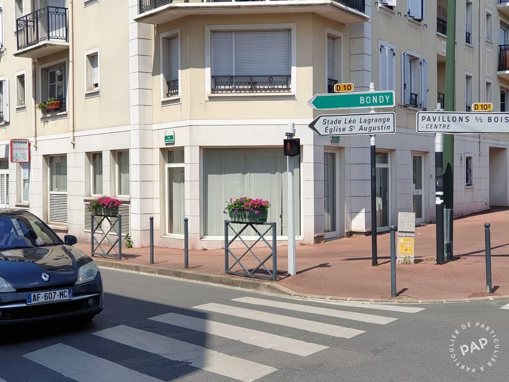 Vente et location Local commercial Les Pavillons-Sous-Bois (93320)