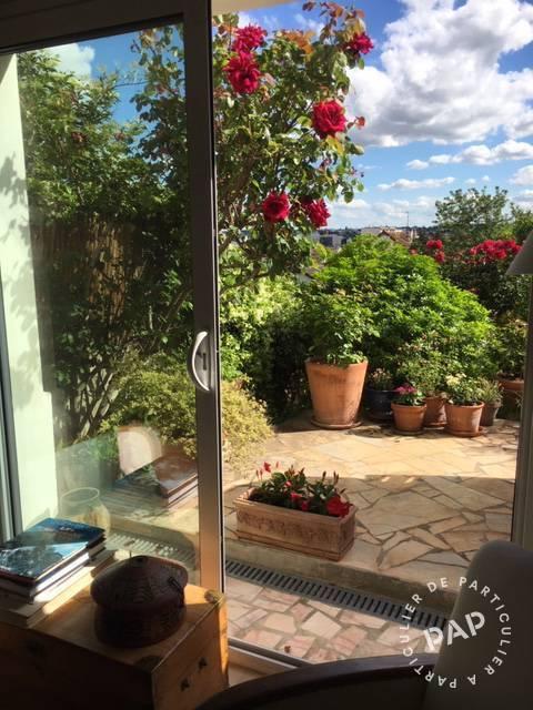 Vente Appartement - Jardin Avec Vue Sur Paris - Suresnes (92150)