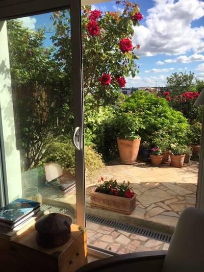 - Jardin Avec Vue Sur Paris - Suresnes (92150)