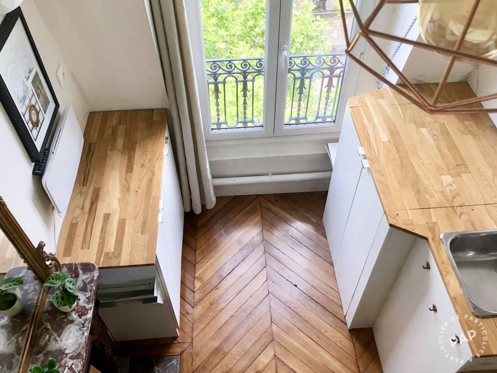 Vente immobilier 139.000€ Paris 17E (75017)