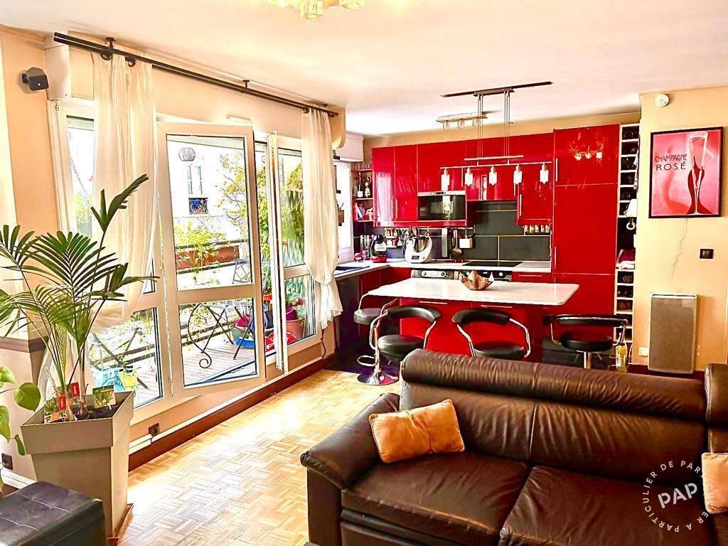 Vente immobilier 840.000€ Paris 11E (75011)