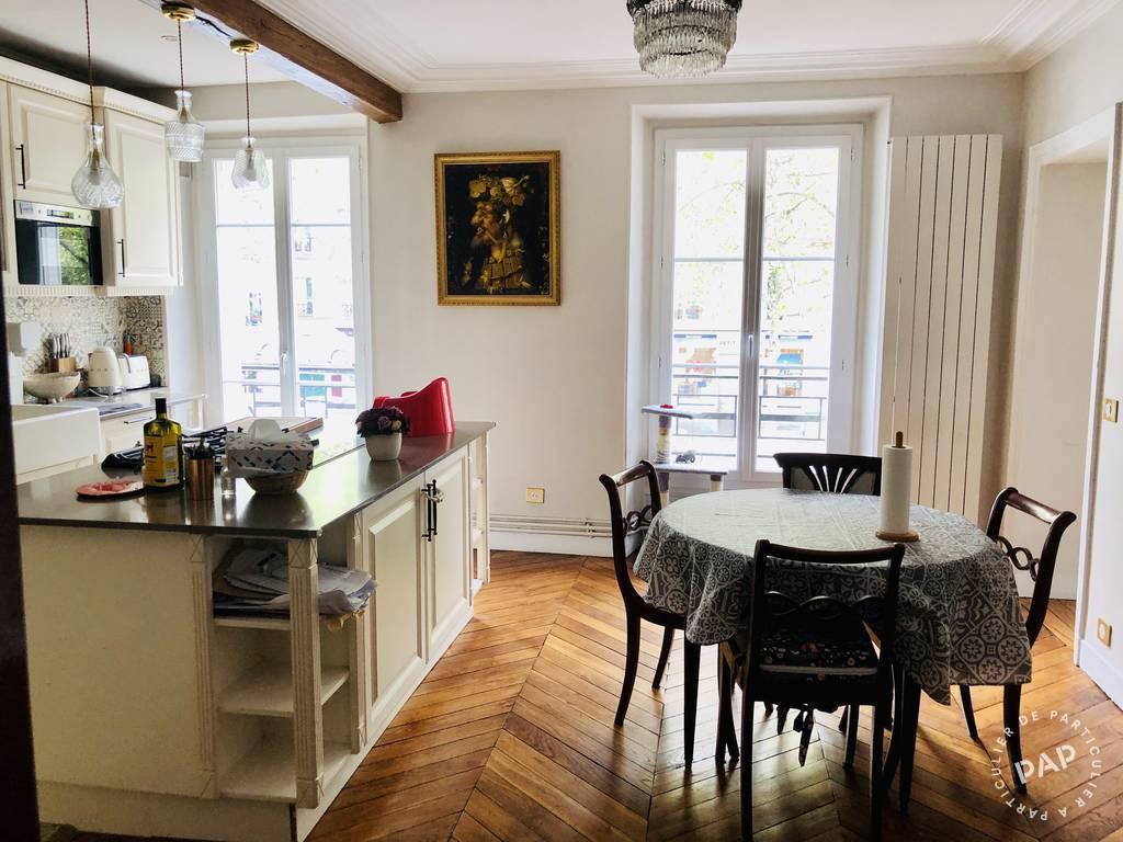 Vente immobilier 990.000€ Paris 17E (75017)