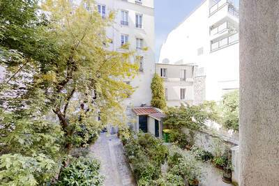 Paris 20E, Village Jourdain
