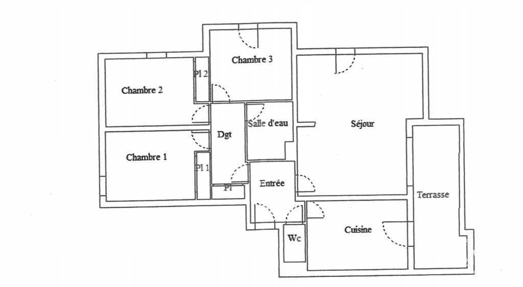 Vente immobilier 245.000€ Montpellier (34070)