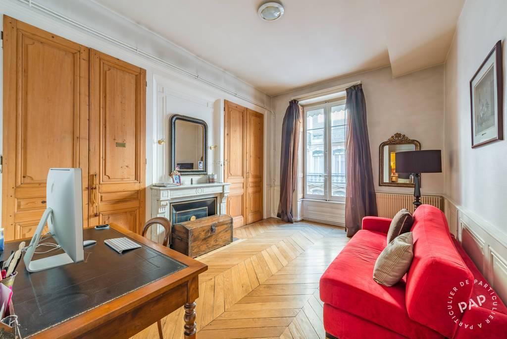 Vente immobilier 965.000€ Lyon 2E (69002)