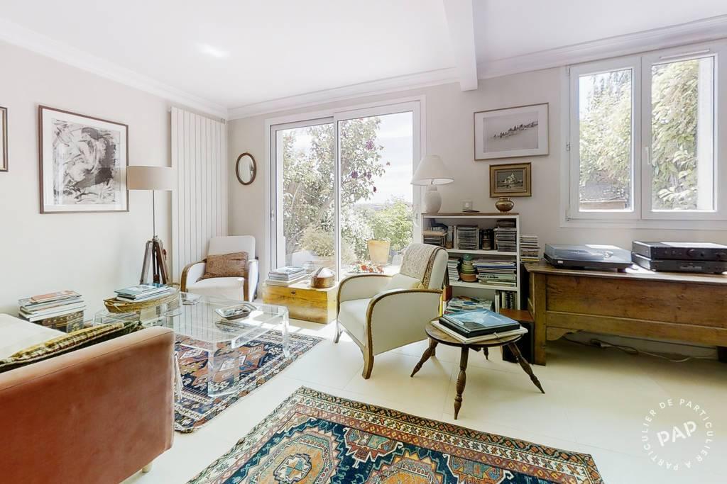 Appartement - Jardin Avec Vue Sur Paris - Suresnes (92150) 690.000€
