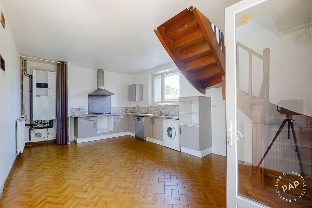 Vente Maison 119m²