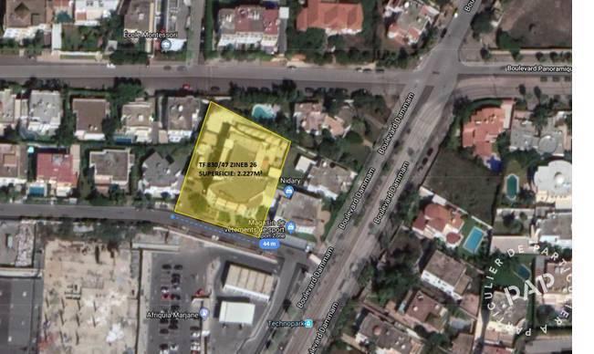 Vente Local commercial 5.400m²