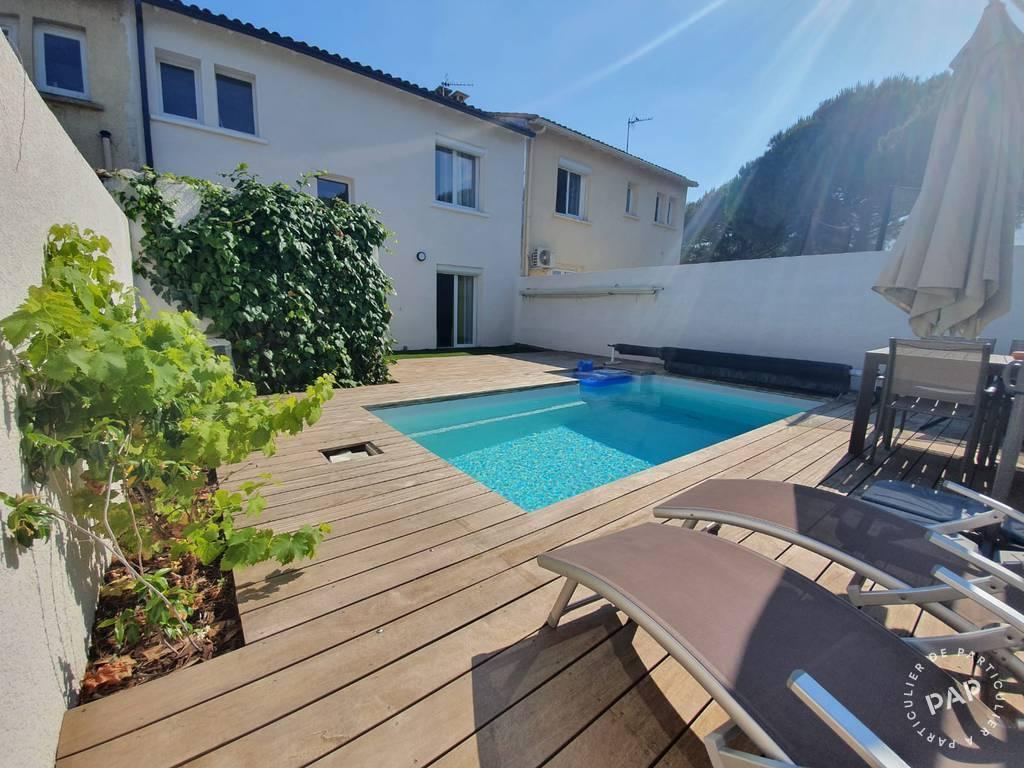 Maison 370.000€ 82m² Villeneuve-Lès-Maguelone (34750)