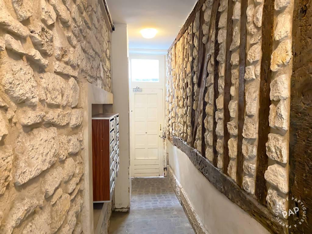 Appartement 395.000€ 30m² Paris 3E (75003)