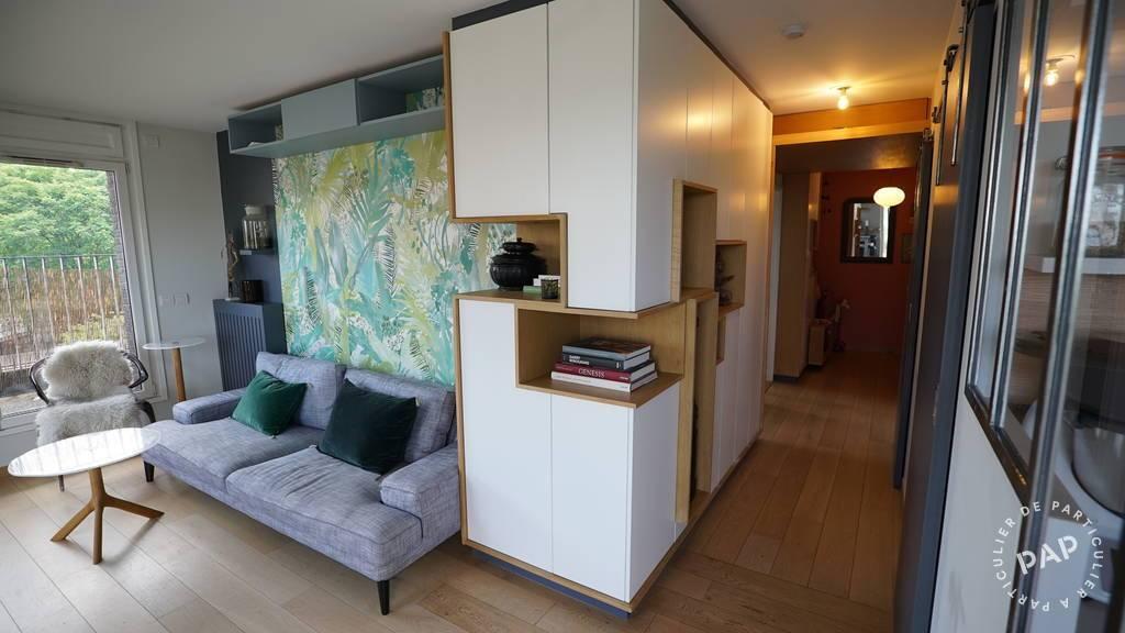 Appartement 799.000€ 62m² Paris 19E (75019)