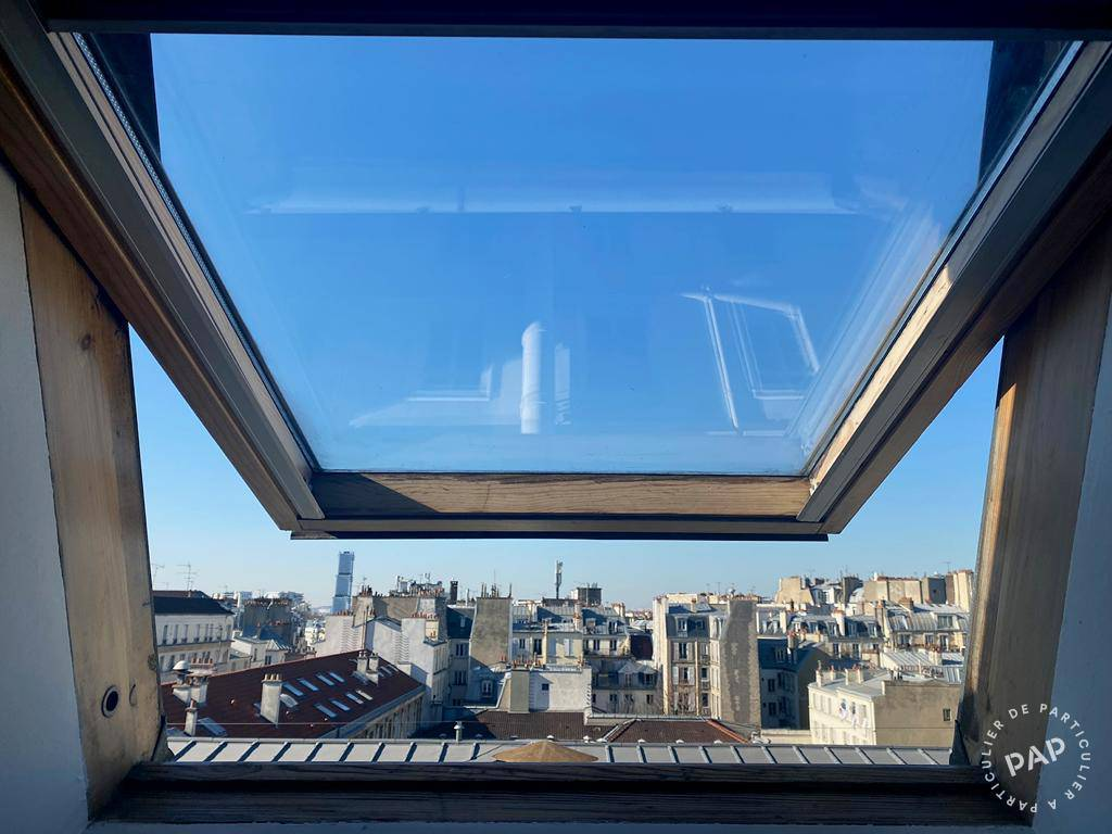 Appartement 195.000€ 15m² Paris 17E (75017)