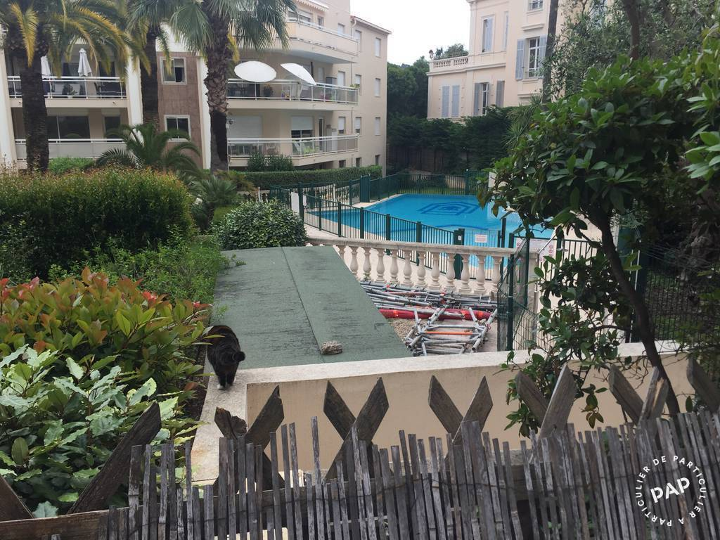 Location Cannes (06400) 53m²