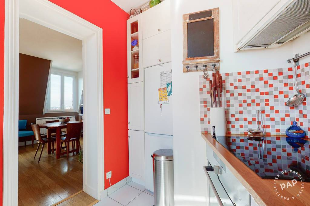 Immobilier Asnières-Sur-Seine (92600) 398.000€ 53m²