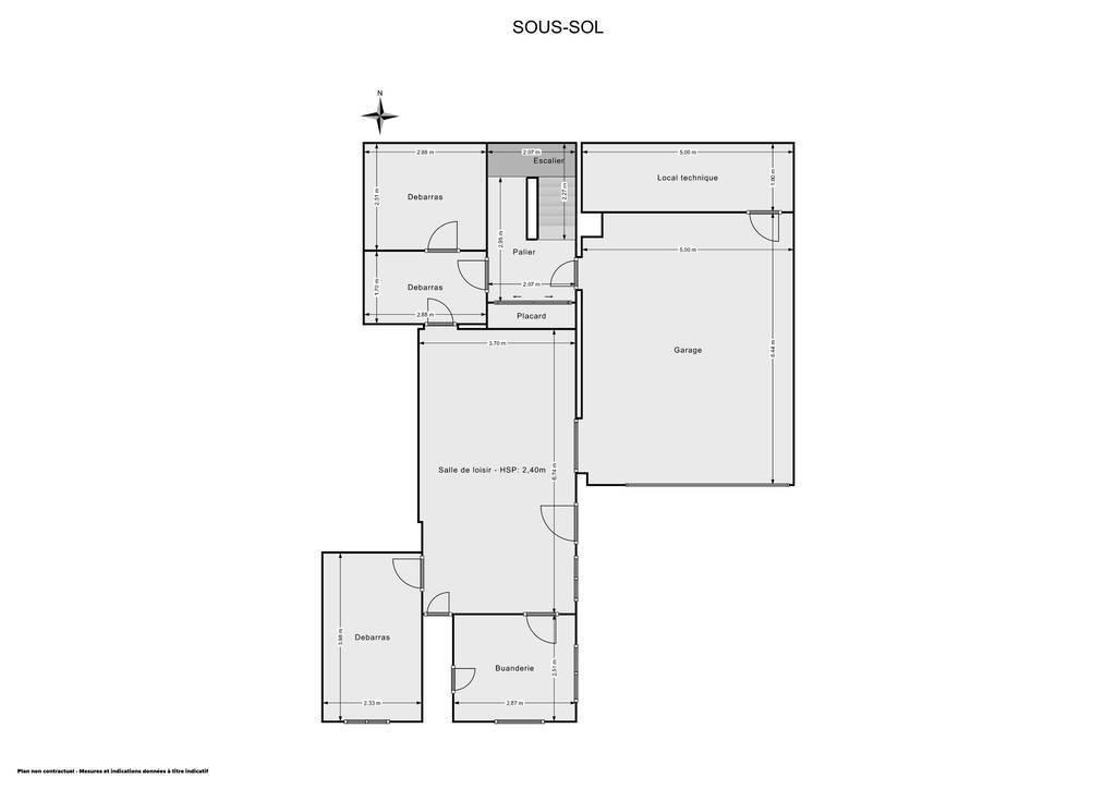 Vente Maison 6 Chambres Niort (79000) 284m² 490.000€