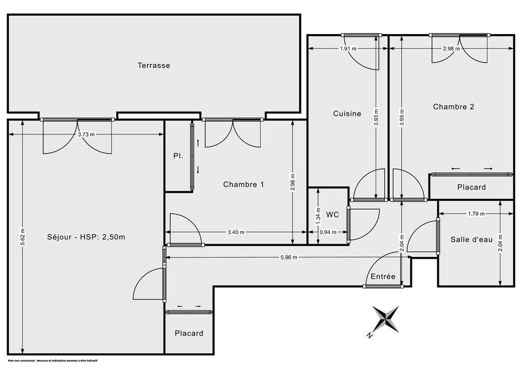 Vente Appartement Sèvres (92310) 63m² 495.000€