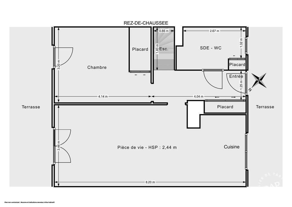Vente Maison Mondonville (31700) 80m² 210.000€