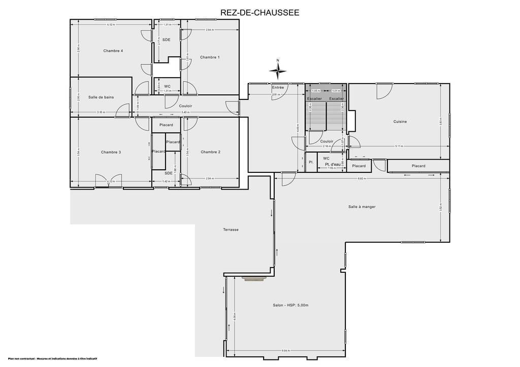 Vente Maison 6 Chambres Niort (79000)