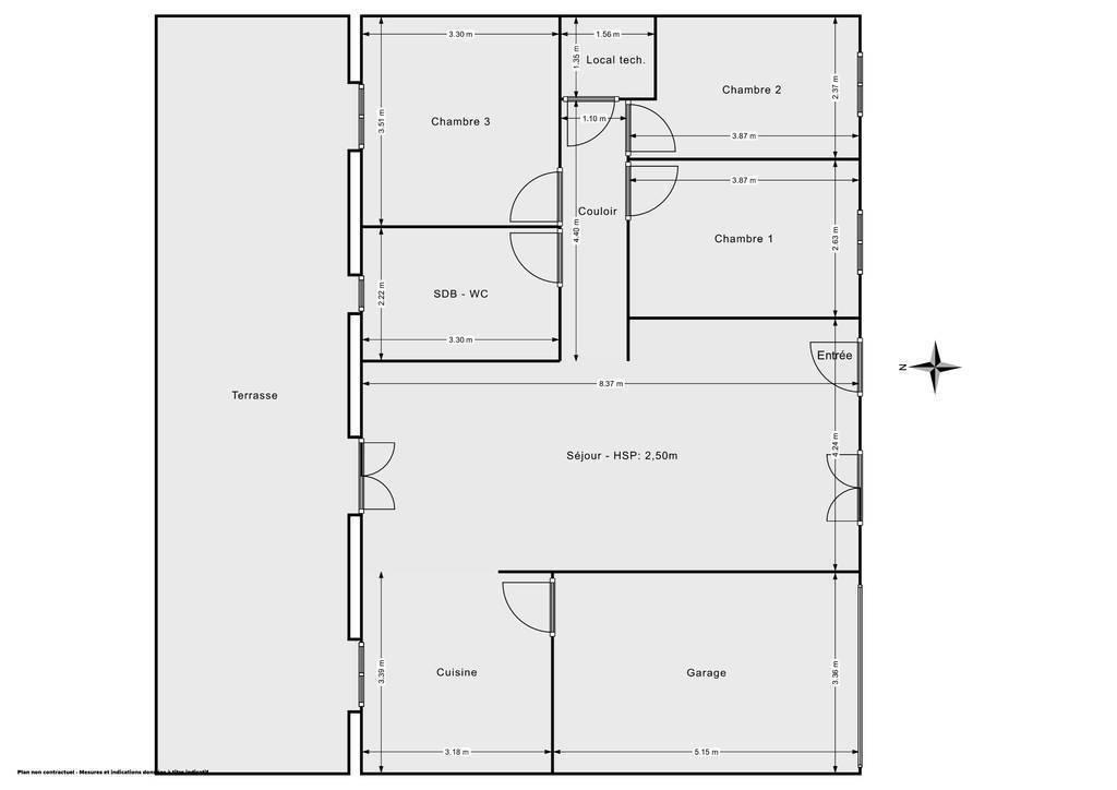 Maison Les Authieux (27220) 190.000€