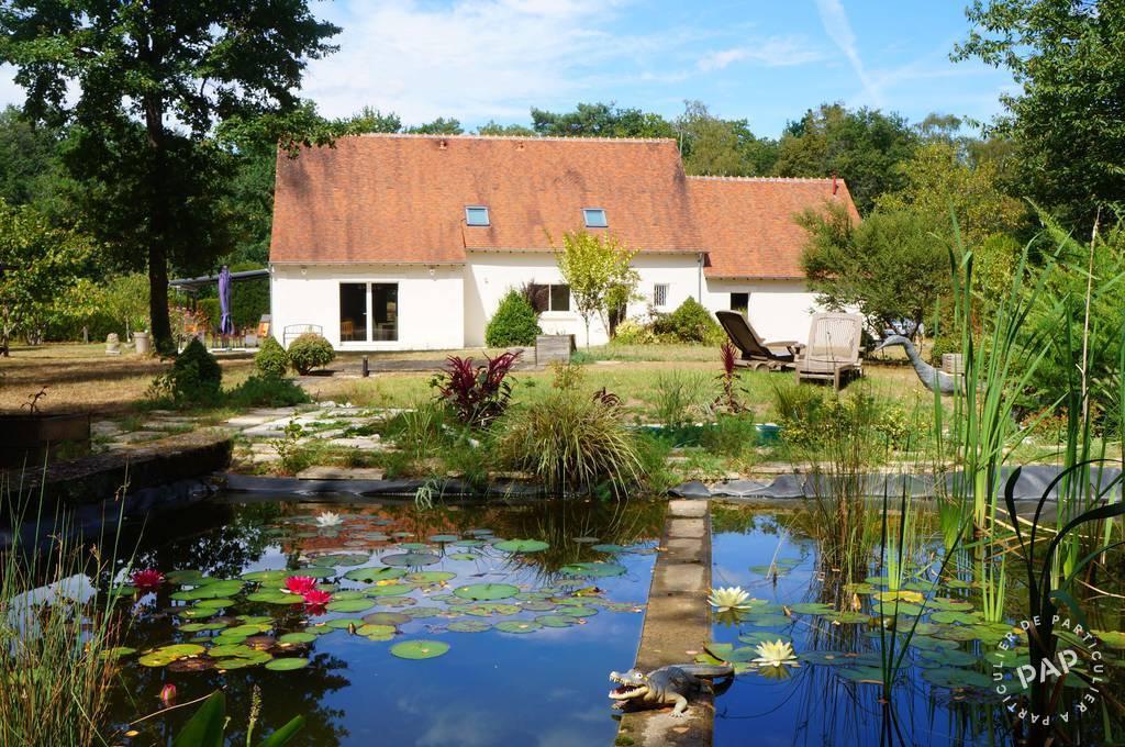 Vente Maison Saint-Martin-Le-Beau (37270) 229m² 530.000€