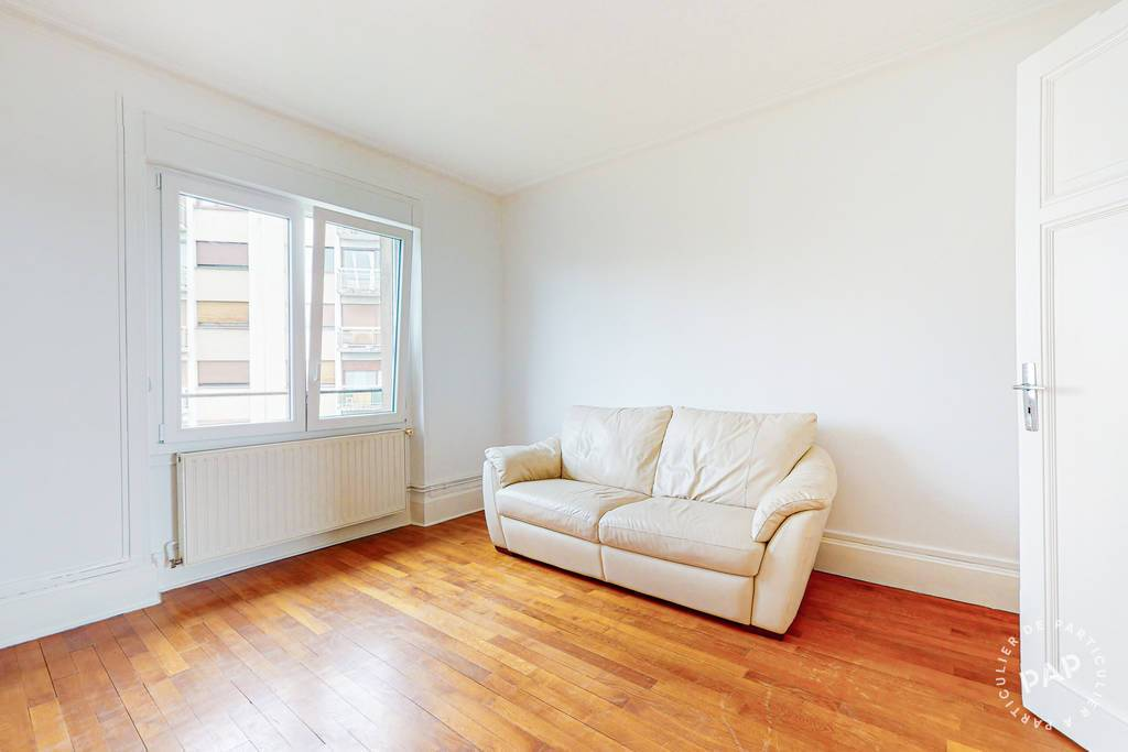 Vente Appartement Nancy (54000) 59m² 148.000€