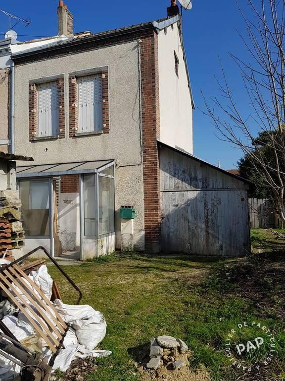 Vente Maison Romilly-Sur-Seine (10100) 62m² 65.000€